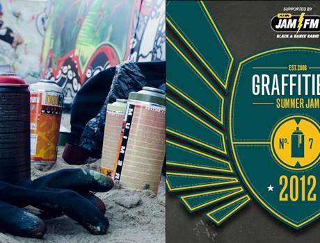 Graffitibox SummerJam 2012 – die letzte Jam