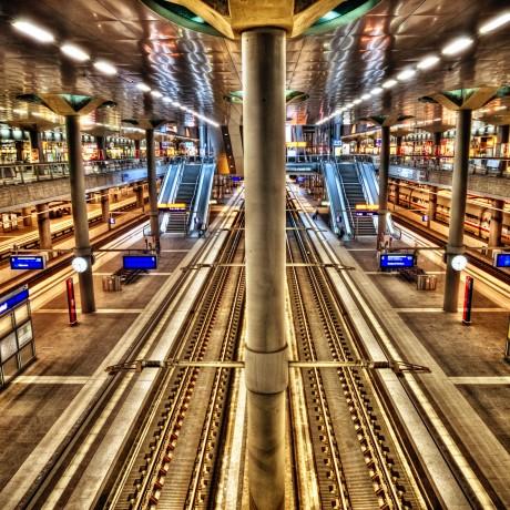 Berlin Hauptbahnhof #4